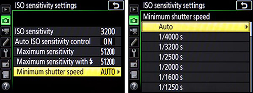 New and Hidden Features of the Nikon D7500 | Picturing Change