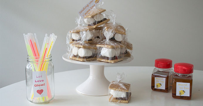 3 Affordable Summer And Fall Wedding Favor Ideas