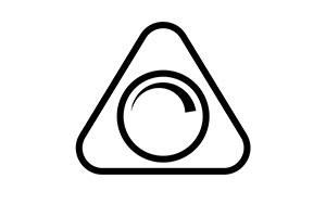Icône indiquant la compatibilité avec variateur
