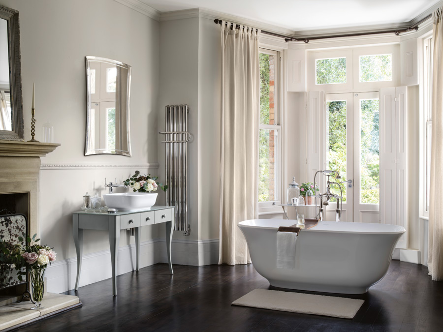 Luxury Bathrooms: 3 Trend Alerts