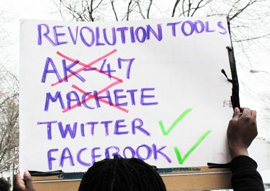 Primavera Araba e Social Network