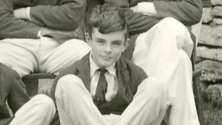 Un 15enne Alan Turing con la cazzimma