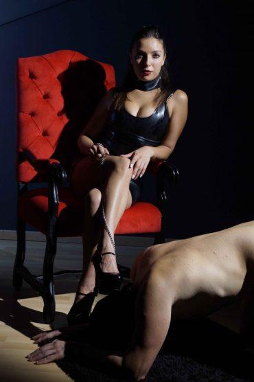 BDSM Profesional Málaga Domina Ghalia