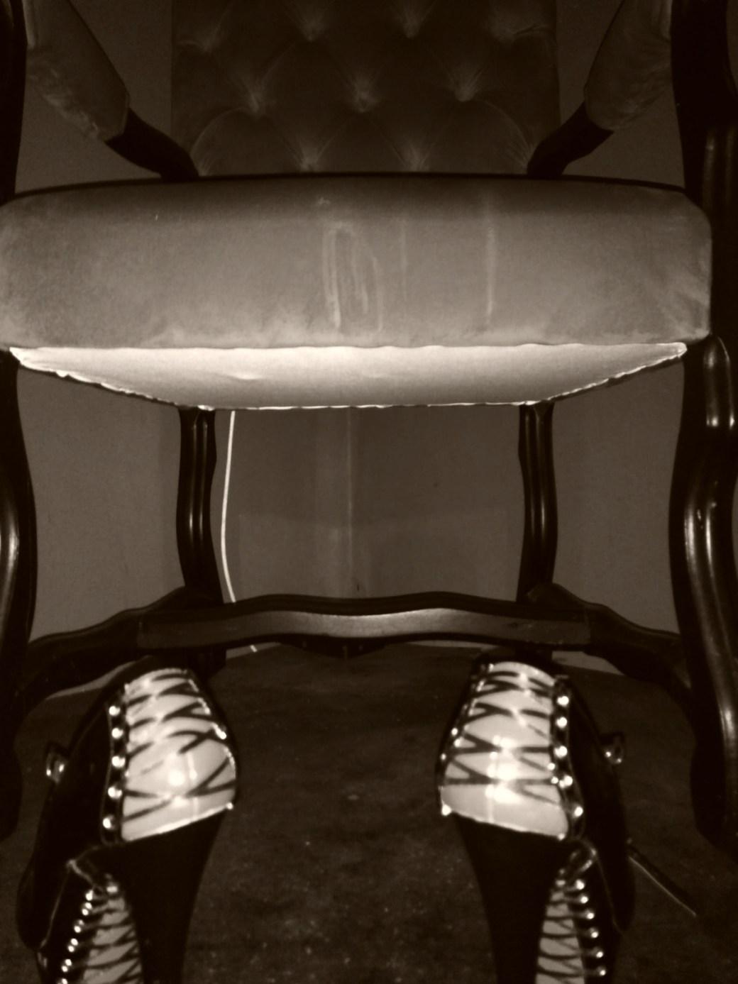 trono oscuro BDSM Malaga