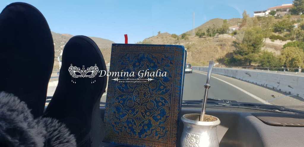 viaje de Domina Ghalia