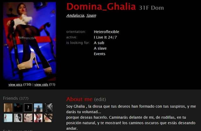Felife Domina Ghalia