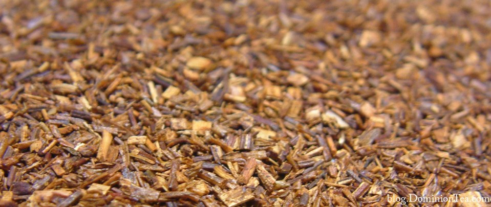 Finely Chopped and Oxidized Rooibos