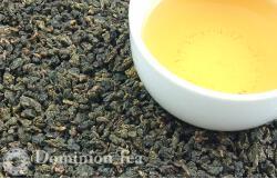 Ti Kuan Yin Dry Leaf and Liquor