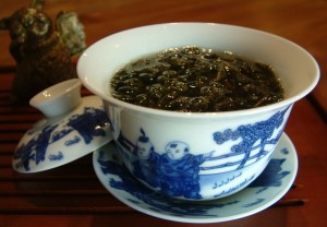 The Chinese Gaiwan adds new depth to your tea experience.