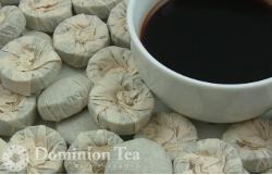 Pu-erh Tea is truly fermented unlike other teas.