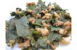 Infused Genmaicha or Brown Rice Tea Leaf