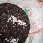 Puerh Tea Cake