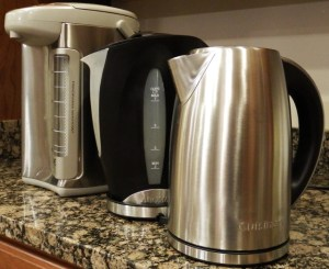 Electric Kettles and Water Boilers
