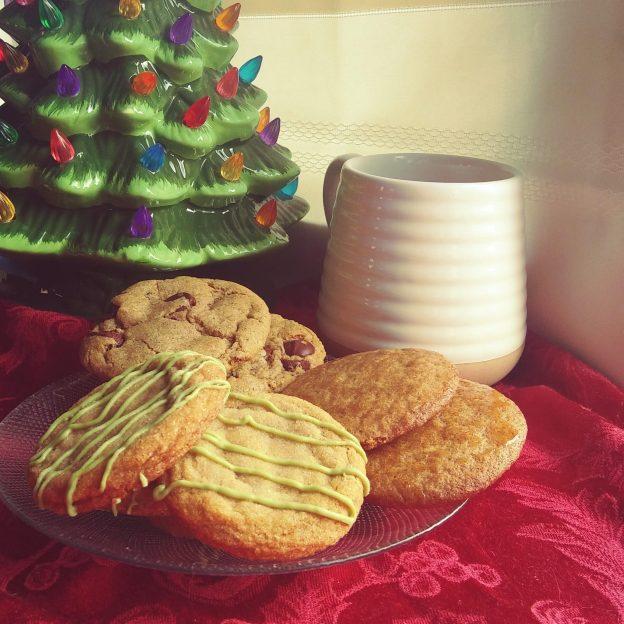 Holiday Tea Cookies