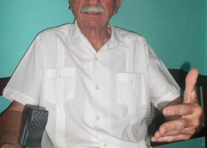 Locutor Alberto Pardo