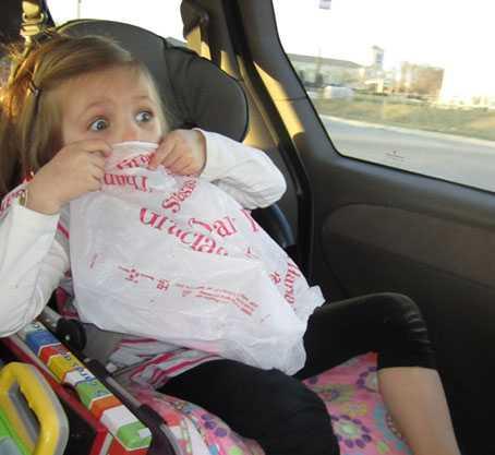 Waarom hebben kinderen het meest last van wagenziekte?