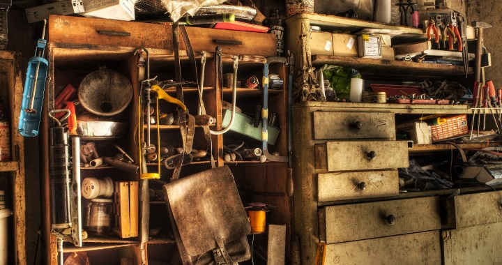 Can't get rid of it: This is what hoarding is like