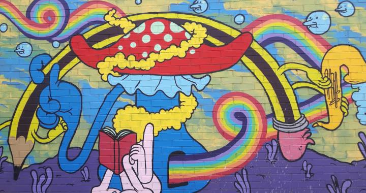 """Magic mushroom"" therapy reduces major depression"