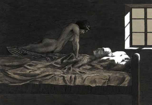 Fritz_Schwimbeck_-_My_Dream,_My_Bad_Dream._1915