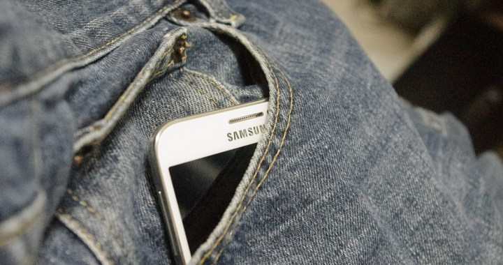 Maybe don't keep your mobile phone in your pocket