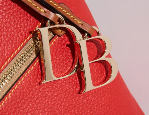 Dooney & Bourke New Pebble Grain Leather Collection