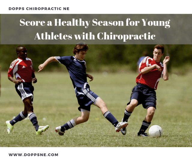 chiropractic for sports, chiropractic for kids, chiropractic for young athletes