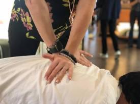 Bringing Chiropractic Awareness to China
