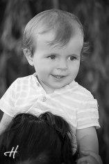 portret de bebe