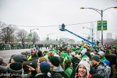 parada in Chicago de St. Patrick day