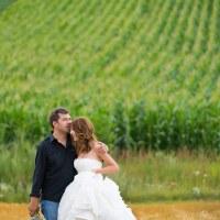 fotografii dupa nunta cu Oana si Andrei