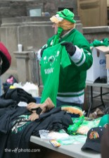 selling green clothes
