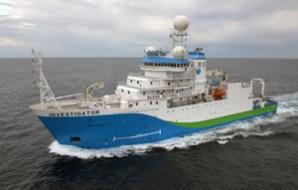 Research vessel Investigator