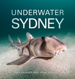 the cover of a book: Underwater Sydney