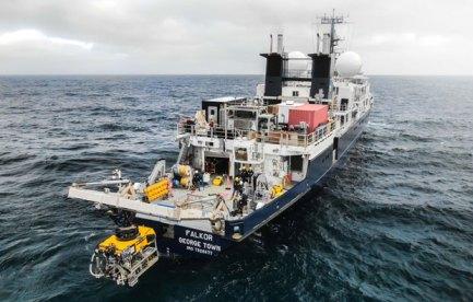 Image of a ship Falkor 1