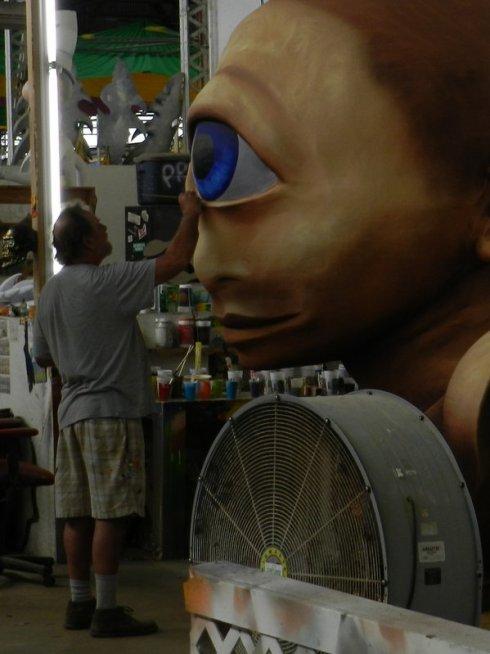 Finishing Cyclops