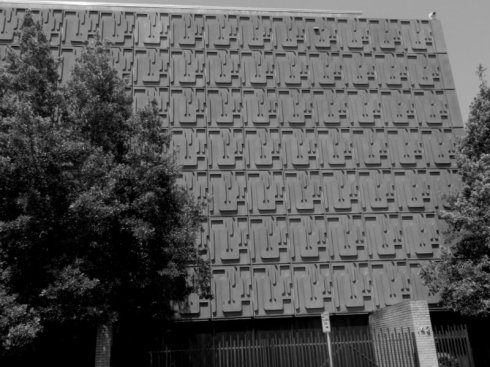 Algiers Facade