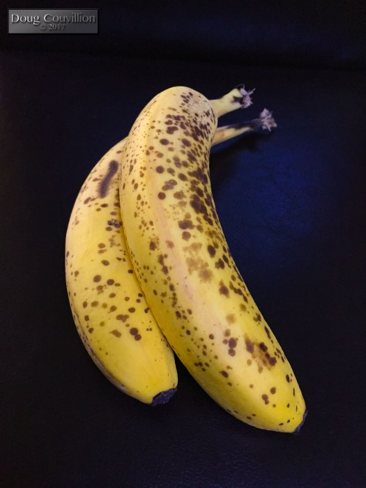 photograph of two bananas by Doug Couvillion