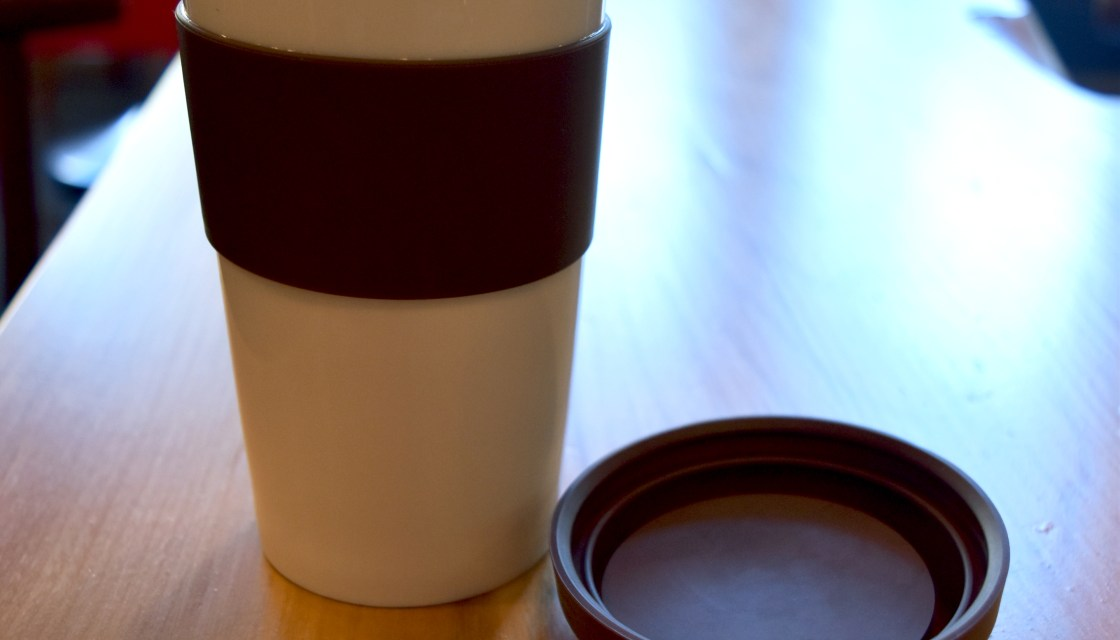 coffee day at New Westminster coffee shop