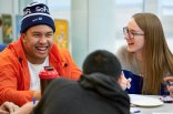 As part of First Year Fridays, the Career Centre taught new students tips and tricks for gaining employment.