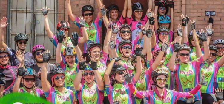 1º Pedal das Meninas