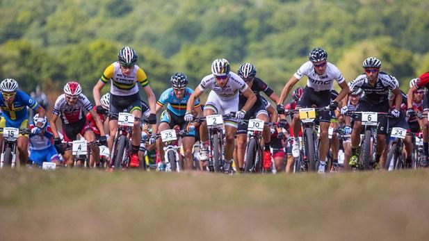 Mountain Bike: competição