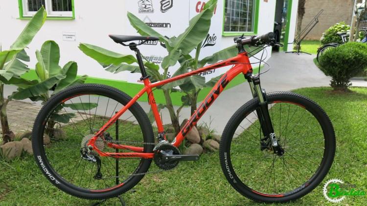 Bicicleta Groove SKA 70 2018.