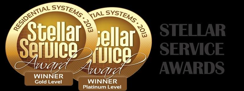 Draper Earns Three Stellar Service Awards