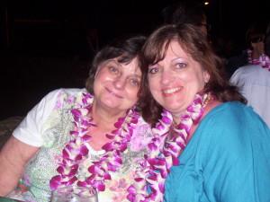 Nancy and Lesa