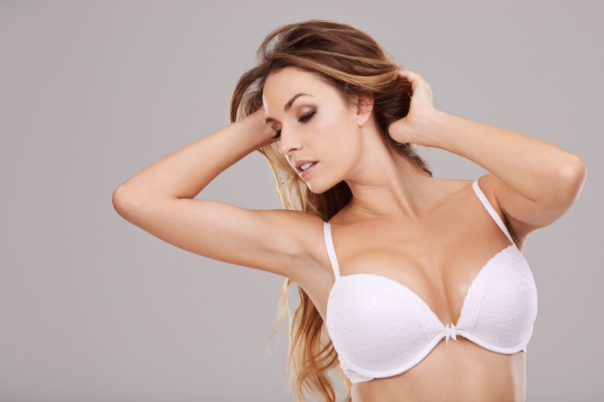 Small Breast Implants Are Becoming A Big Trend