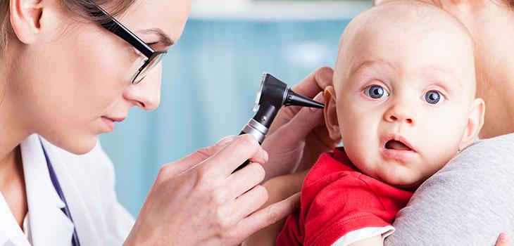 Infecção de ouvido nas crianças: entenda mais sobre essa doença