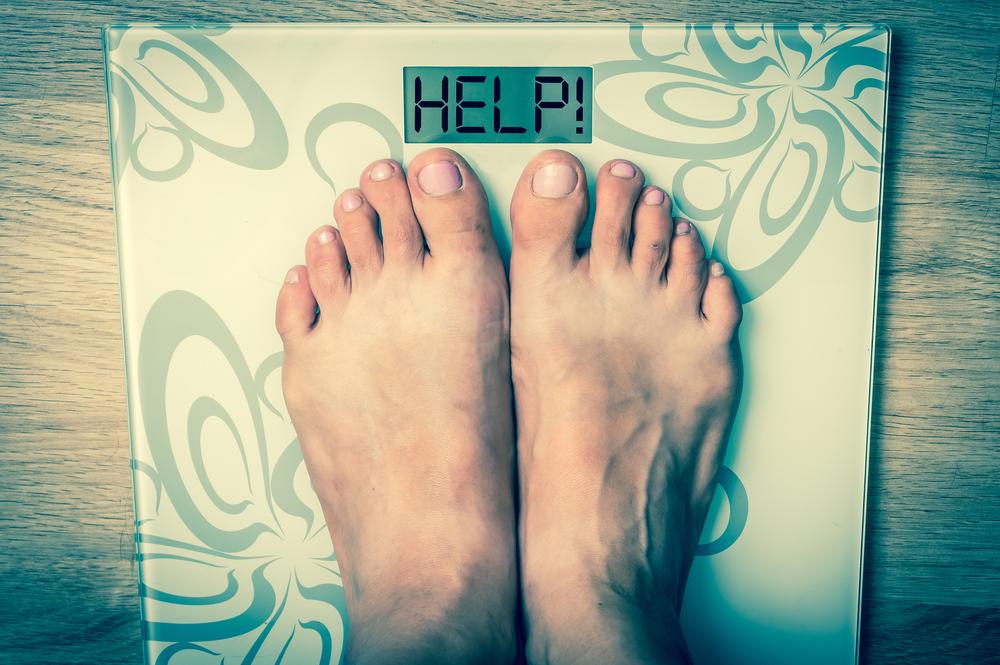 Você não deve ignorar o sobrepeso!