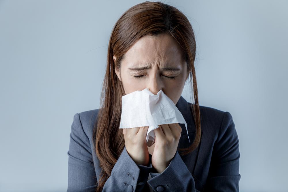 As características do catarro podem indicar a doença