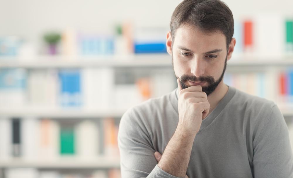 Dor ao urinar pode ser sinal de inflamação na próstata