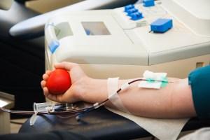 Compartilhe vida: faça doação de sangue!